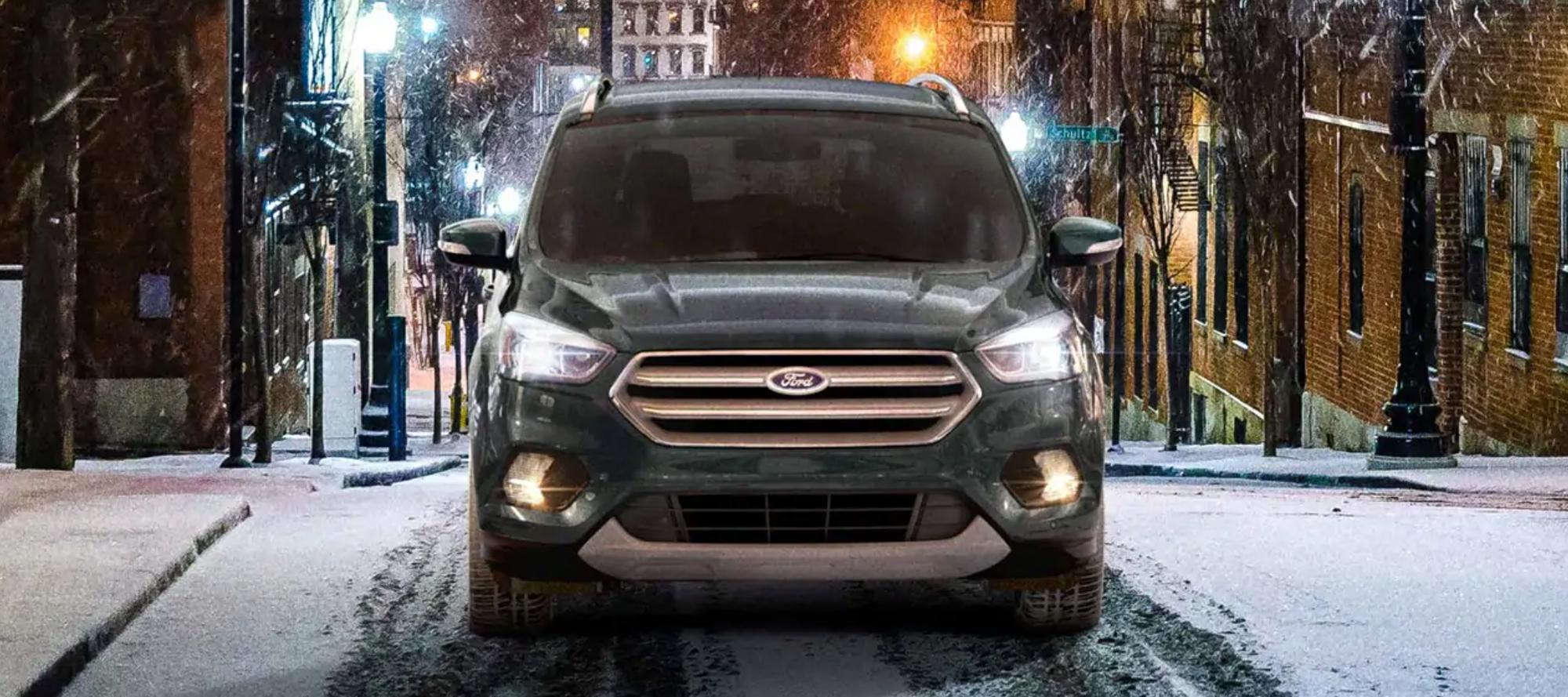 2019 Ford Escape Western Slope Ford Grand Junction Ford Dealer