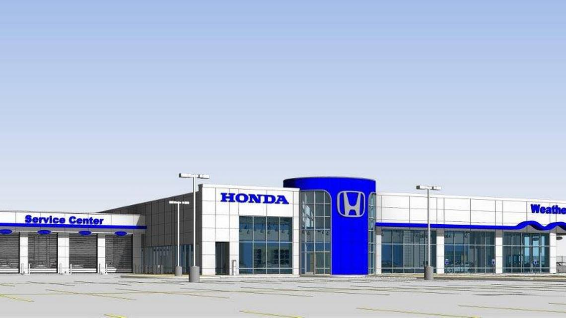 Weatherford Honda Service Center | Honda of Weatherford