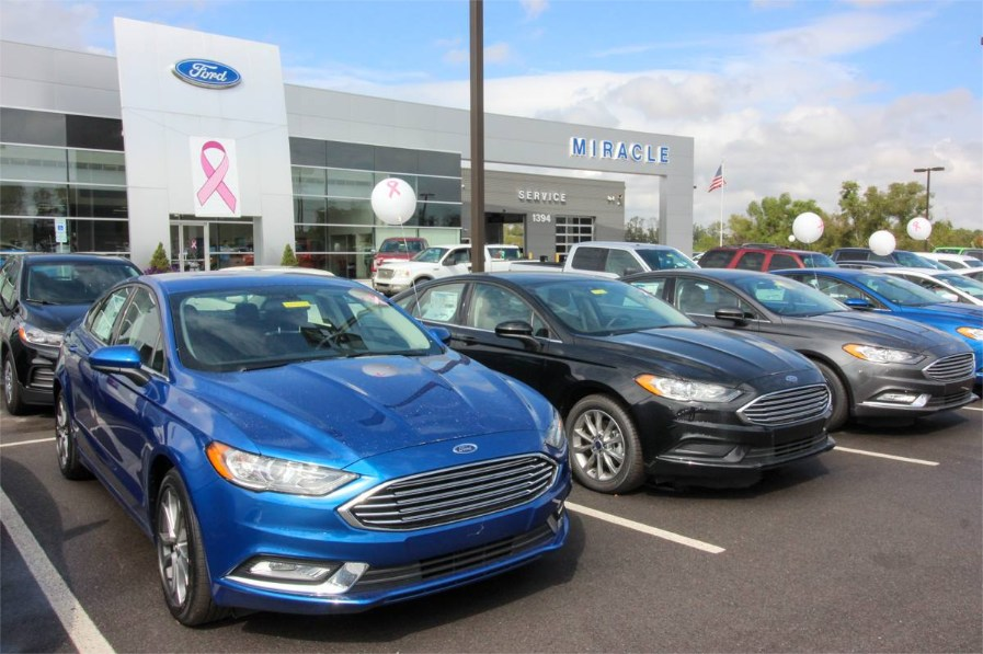 Ford Dealership Nashville Tn >> Ford Dealer In Gallatin Tn Used Cars Gallatin Miracle Ford